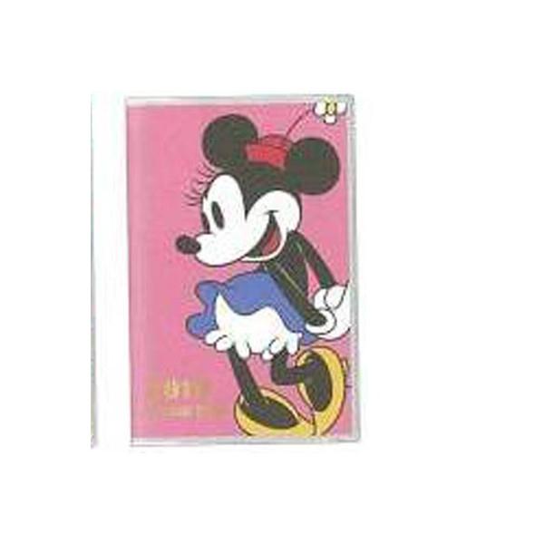 【真愛日本】15091500013 B7 米妮扭腰粉 2016 萬年曆 行事曆 桌曆 迪士尼 米奇米妮 米老鼠