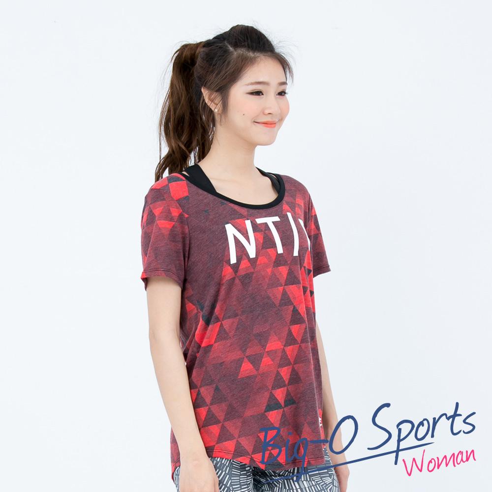 NIKE 耐吉 NIKE TEE-RU W NFT AOP TEE 運動潮流 短袖T恤 女 739510657 Big-O SPORTS
