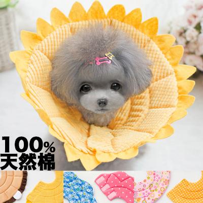 【小樂寵】Kojima 天然棉造型伊麗莎白雷達罩