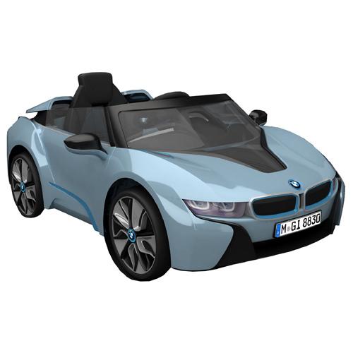 【奇買親子購物網】W480QG單驅 BMW I8 (黑/白/銀/淺藍)