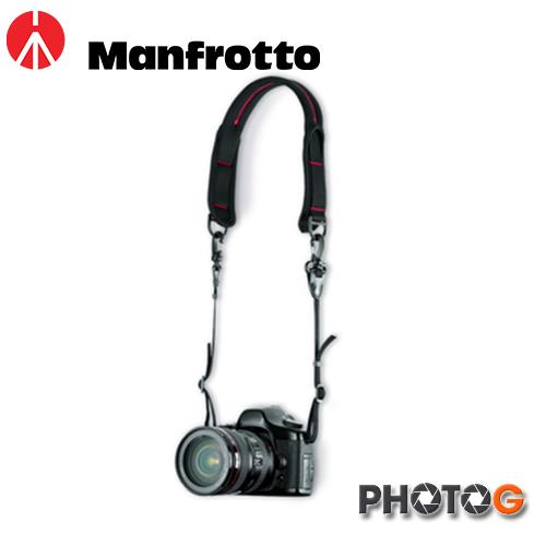 Manfrotto MB PL-C-STRAP 旗艦級相機背帶  減壓 + 防滑 ( 同 KITA PL-CSTRAP ) (正成公司貨)