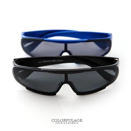 兒童太陽眼鏡 墨鏡 抗UV400 運動必備孩童專用 亮眼、 輕巧、防風 柒彩年代【NY295】共五色
