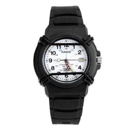 CASIO卡西歐100米防水10年電力指針錶夜光功能腕錶 優質店家 柒彩年代【NE1287】原廠公司貨