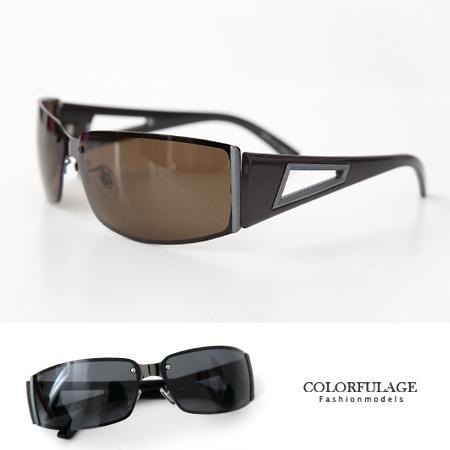 偏光運動太陽眼鏡 防風過濾紫外線墨鏡 舒適軟鼻墊服貼設計不易滑落 柒彩年代【NY269】抗UV400