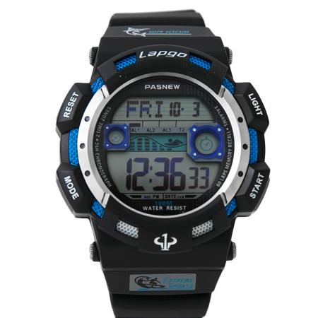 手錶 百聖牛新款多功能登山戶外運動電子錶 陽光男孩必備防水100米 柒彩年代【NE1324】單支價格