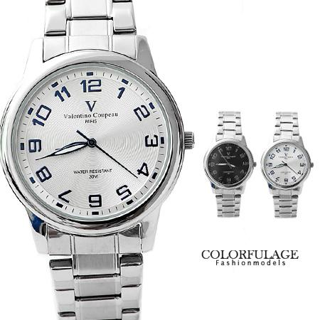 Valentino范倫鐵諾立體波浪錶