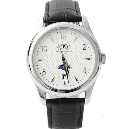 范倫鐵諾Valentino立體雕紋錶