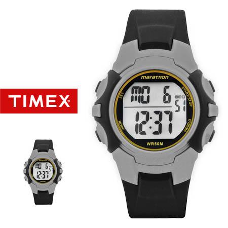 TIMEX天美時馬拉松系列手錶 美國第一品牌 Marathon運動電子腕錶 柒彩年代【NE1161】原廠公司貨