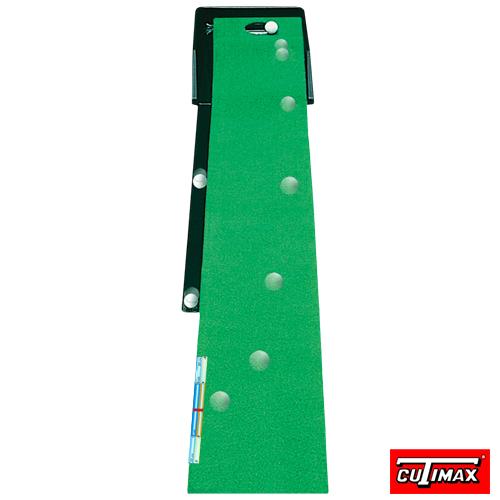 DELUXE PUTTING GREEN EX 專利可變化坡道高爾夫果嶺推桿練習器草皮可撥(BECM191)