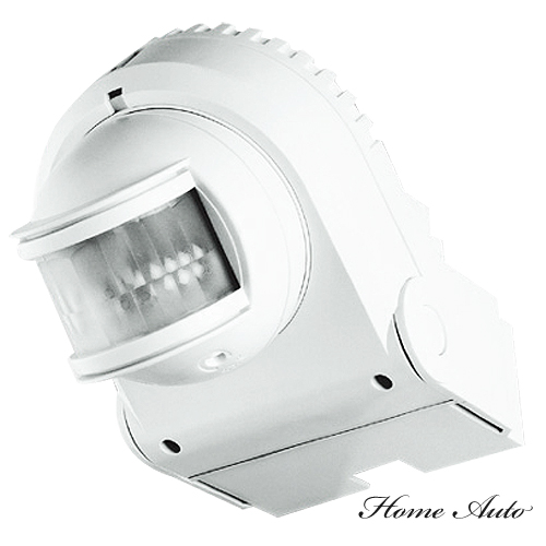 【H.A.】便利宅紅外線自動感應110V開關-壁掛廣角可調式(MC0198)