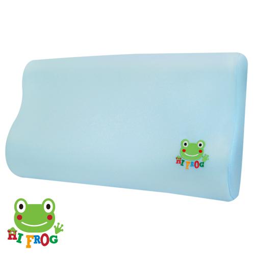 【Hifrog】台灣製造高密度記憶枕-3M防蹣抗菌枕套(MG0043)