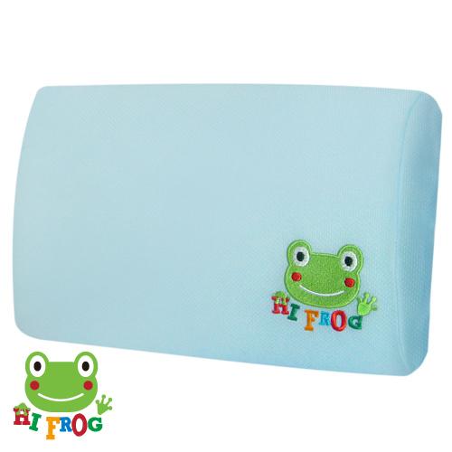 【Hifrog】台灣製造多用途高密度記憶午安枕/車頭枕-3M防蹣抗菌枕套(MG0044)