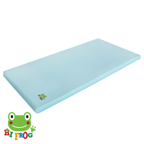 【Hifrog】台灣製造高密度記憶兒童床墊-3M防蹣抗菌床墊套(MG0047)