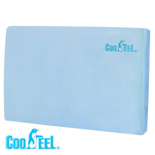 【CooFeel】台灣製造高級酷涼紗高密度記憶棉兒童側趴枕(MG0071)
