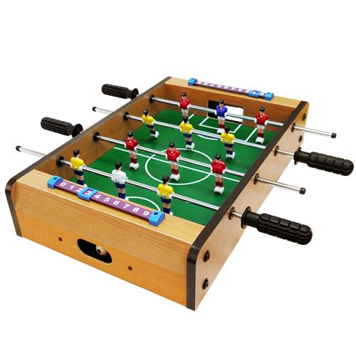 瘋奧運桌上型木製手足球台(MT0443)