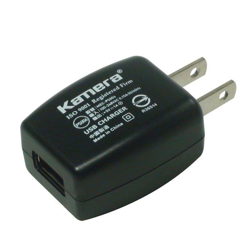 Kamera 佳美能 USB PS-006 充電器/電源供應器/Acer Liquid X1/Jade S/Z330/Z520/Z630/Z630S/LG G4C/V10/G3/G4/G5/Spirit/G Flex 2/Zero/鴻海 InFocus M812/M808/M370/M535/M530/M550/M535/OPPO R7/Plus/R7S/Mirror 5s/N3/R5/F1