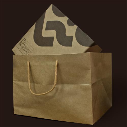 布蕾派紙袋
