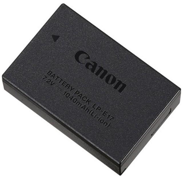 【Canon】LP-E17 原廠鋰電池 (裸裝)EOS 760D/750D/M 3