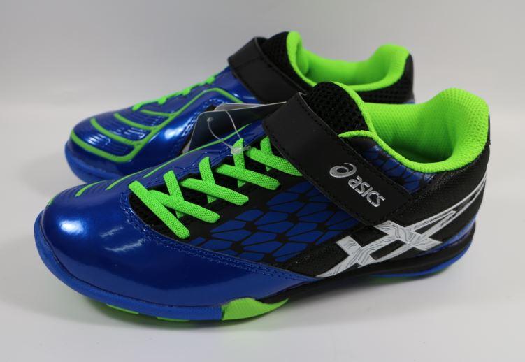 [陽光樂活] ASICS 亞瑟士 男童 慢跑鞋 運動鞋 LAZERBEAM FA-MG C6D1N-4201 藍