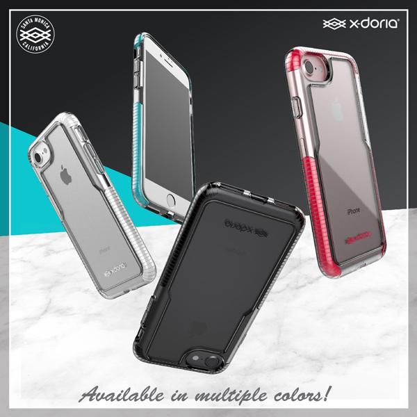 【 X-DORIA】Apple iPhone 7 4.7吋 聚能防摔殼/保護殼/手機保護套/硬殼/手機殼/透明背蓋