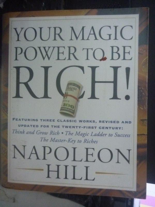 【書寶二手書T8/投資_ZGZ】Your Magic Power to Be Rich