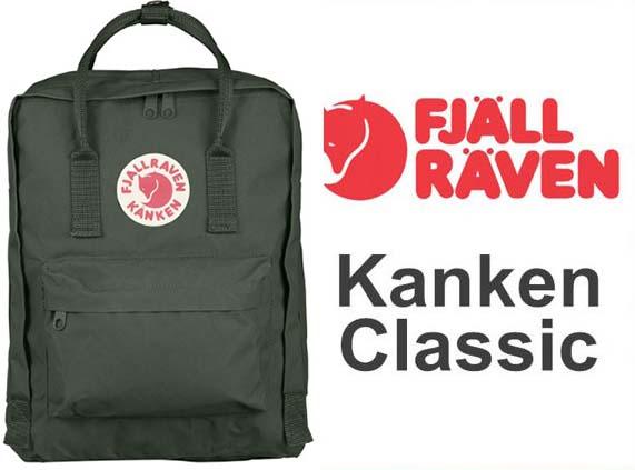 瑞典 FJALLRAVEN KANKEN   Classic 660 Forest Green 森林綠 小狐狸包