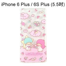雙子星透明軟殼 [分享] iPhone 6 Plus / 6S Plus (5.5吋)【三麗鷗正版授權】