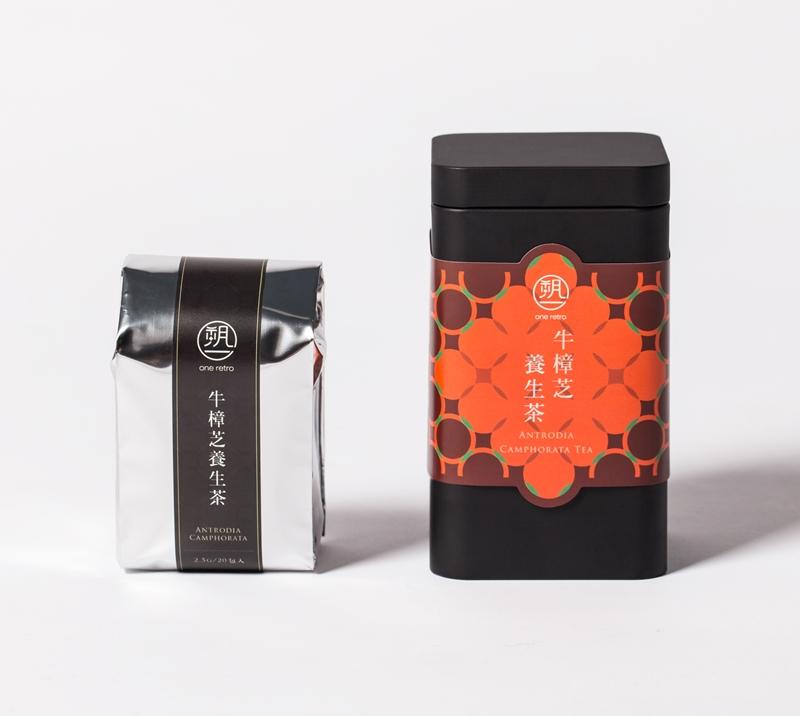 牛樟芝養生茶(罐裝20入)