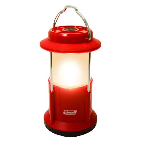 【露營趣】中和 附手電筒 Coleman  BATTERYLOCK PACKAWAY 400流明黃光 LED露營燈CM-27298