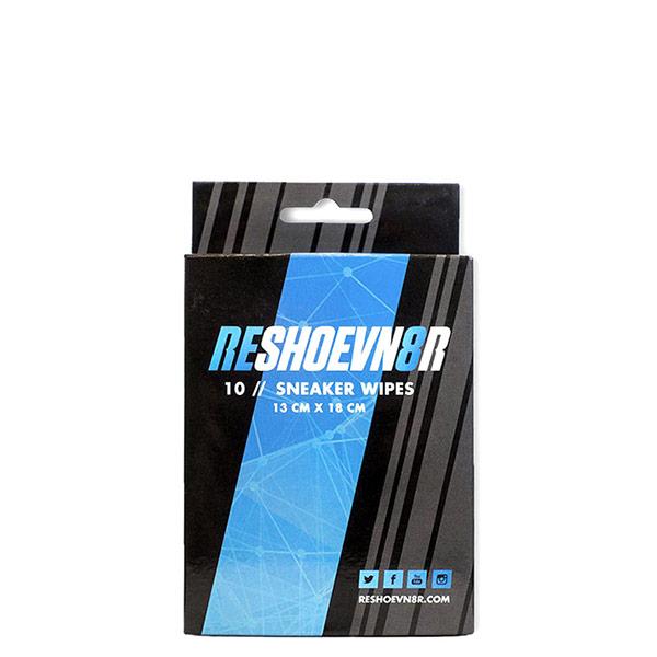 【EST】Reshoevn8r 100% 球鞋 保養 快速 清潔 濕紙巾 [R8-0006] 10入 隨身包
