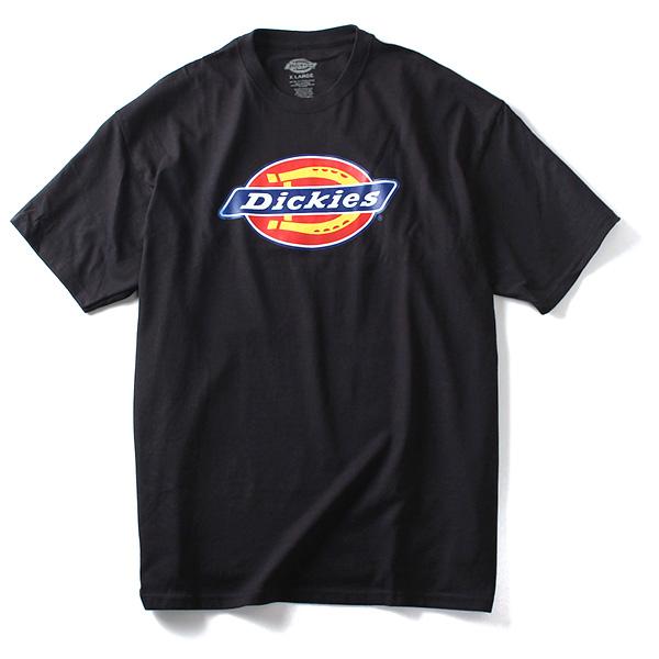 【EST】美國 Dickies 4101-23175 基本款 Logo 短tee 黑 [DK-5878-002] G0722