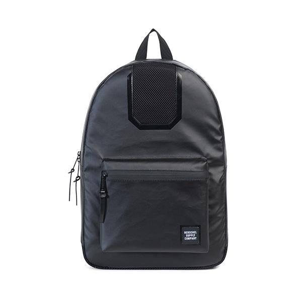【EST】HERSCHEL SETTLEMENT 15吋電腦包 後背包 防水 尼龍 網布 黑 [HS-0005-B92] G0801