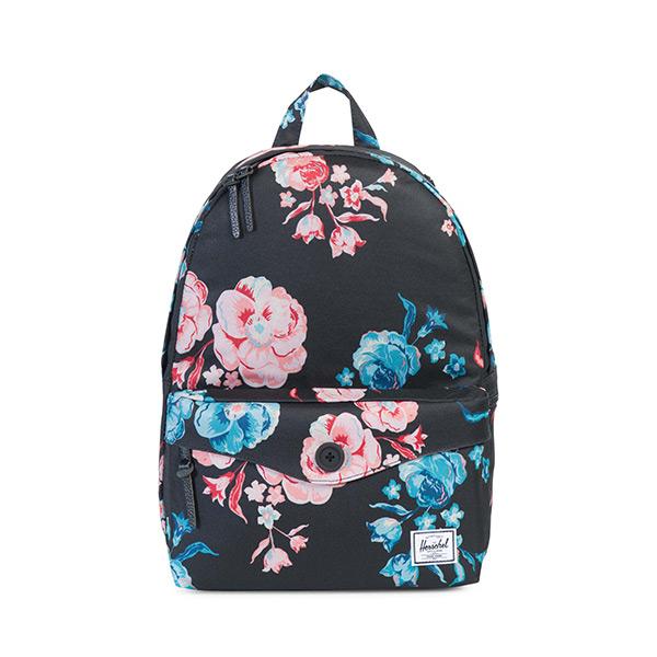 【EST】Herschel Sydney 蛋型 鈕扣 13吋電腦包 後背包 粉彩花卉 [HS-0032-D74] H0112