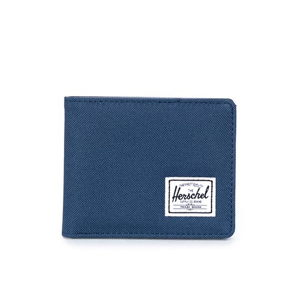 【EST】HERSCHEL HANK WALLET 短夾 皮夾 錢包 藍 [HS-0049-007] G0801