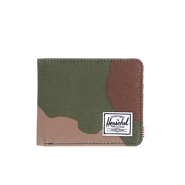 【EST】Herschel Roy Wallet 短夾 皮夾 錢包 迷彩 [HS-0069-032] G1012