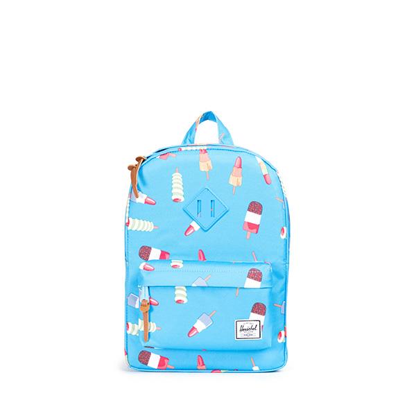 【EST】HERSCHEL HERITAGE KIDS 兒童 後背包 甜點 水藍 [HS-0073-959] G0706
