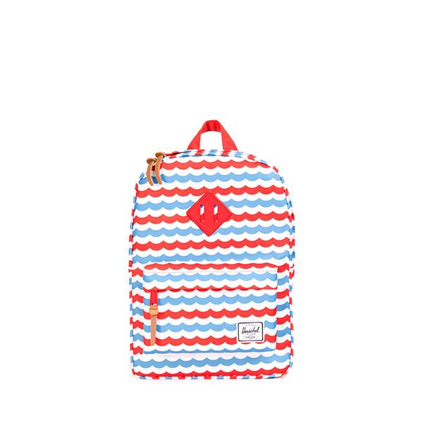 【EST】HERSCHEL HERITAGE KIDS 兒童 後背包 水手 條紋 [HS-0073-961] G0706