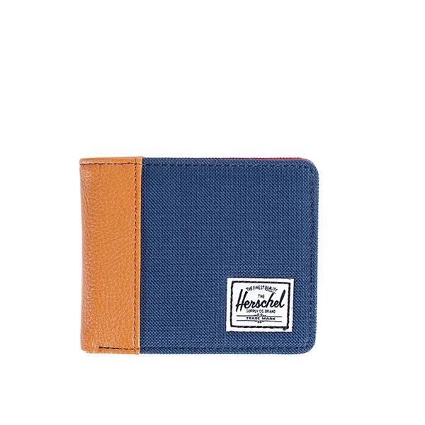 【EST】HERSCHEL EDWARD WALLET 短夾 皮夾 錢包 藍 [HS-0133-007] G0122