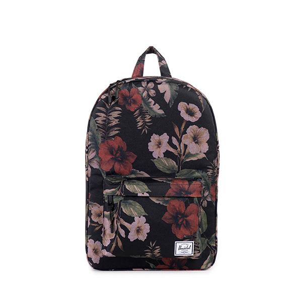 【EST】HERSCHEL CLASSIC MID 中款 後背包 花卉 [HS-0135-910] G0122