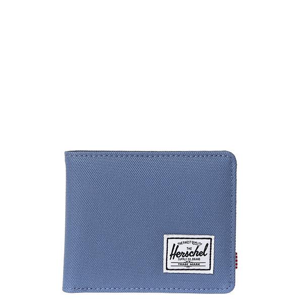 【EST】HERSCHEL ROY COIN WALLET 短夾 皮夾 零錢包 淺藍 [HS-0151-A58] G0414