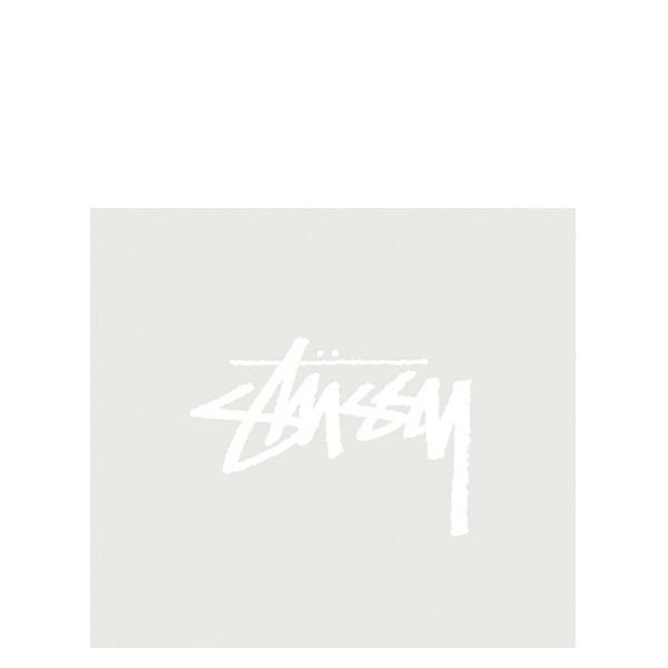【EST】STUSSY 137269 ORIGINAL STOCK 貼紙 白字 小 [ST-5277-001] G0428