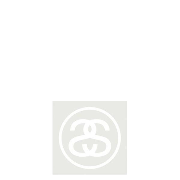 【EST】Stussy 137370 Ss Link 貼紙 白字 小 [ST-5279-001] G0428