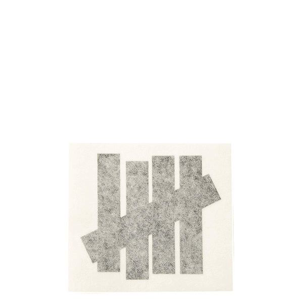 【EST】Undefeated 538158 5 Strike Decal 貼紙 黑字 小 [UF-5211-002] G0428