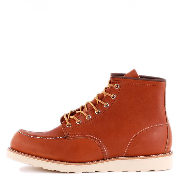 """【EST O】Red Wing 6"""" Moc Toe 875 D 短靴 工作靴 木村拓哉 棕 G1028"""