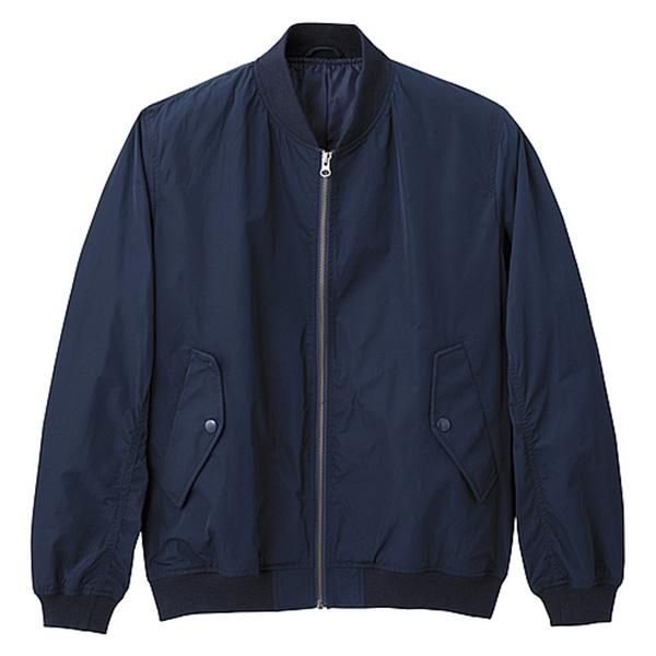 【EST O】Uniqlo × G.U. Gu [271253] 空軍ma-1 飛行夾克 外套 藍 G0303