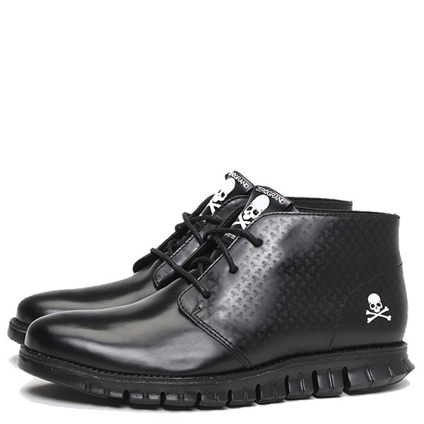 【EST O】Cole Haan X Mastermind Japan 聯名 骷髏皮鞋 G0906