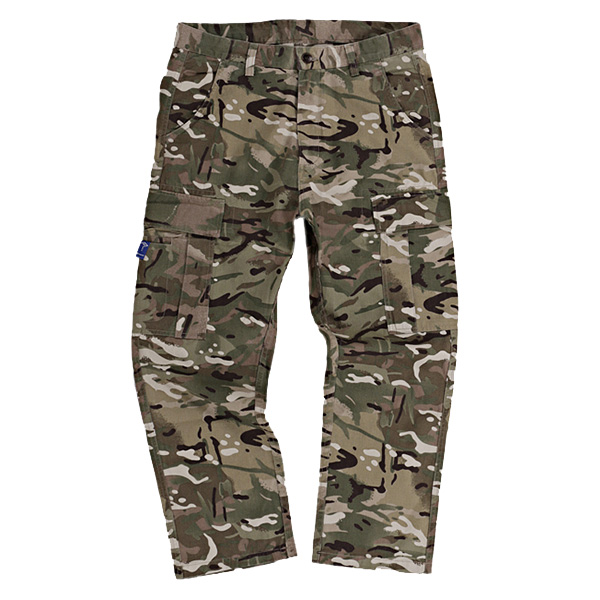 【EST O】Madness Long Army Pants 多口袋 工作褲 長褲 迷彩 G0720
