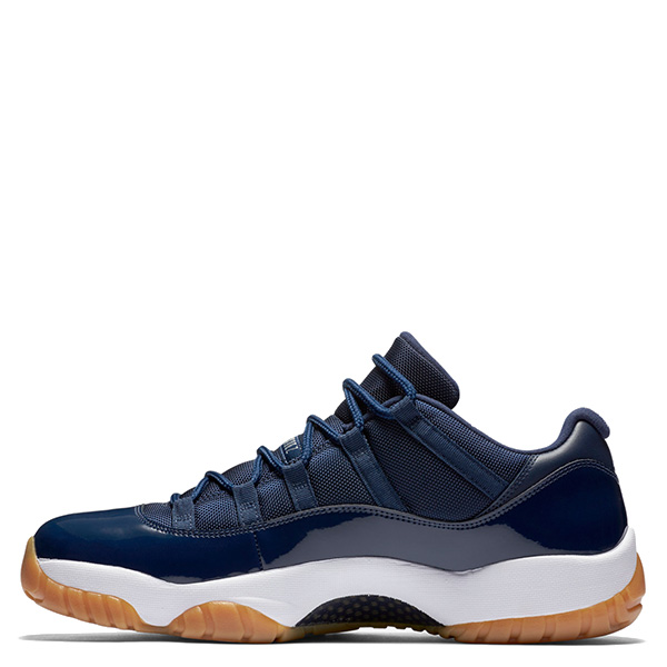 【EST O】Nike Air Jordan 11 Retro Low Navy Gum 528895-405 男鞋 午夜藍 G0606