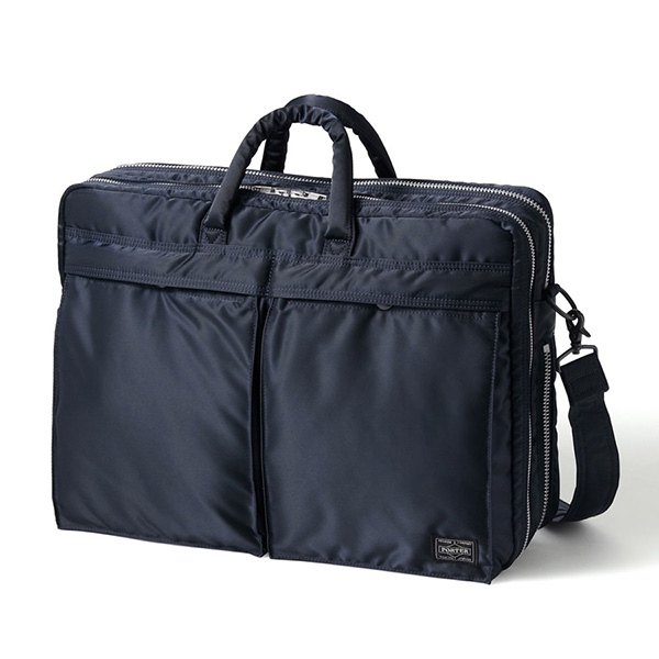 【EST O】Head Porter Tanker-Standard 2Way Brief Case 兩用側背包公事包 G0715
