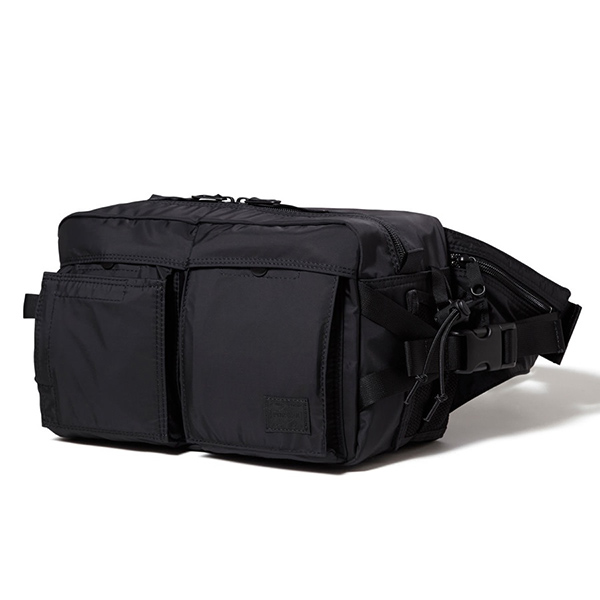 【EST O】Head Porter Black Beauty New Waist Bag 腰包 G0722